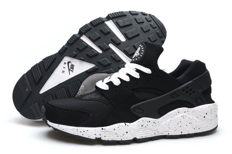Nike Air Huarache Noir Et Blanc