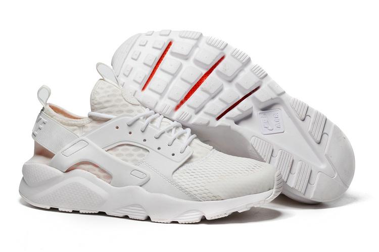Nike Air Huarache Silver