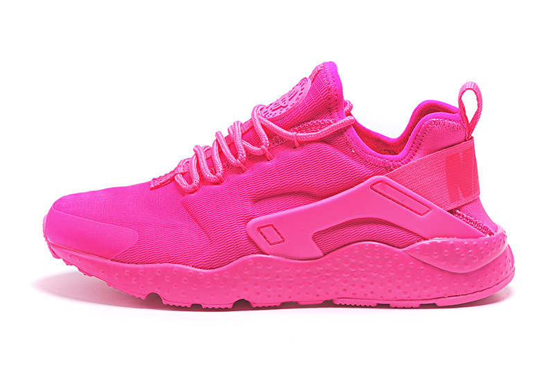 Nike Huarache Blanche Et Verte