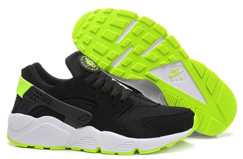 nike wmns huarache air hurarache noir et verte homme Basket Homme Huarache Nike Trainer Huarache Nike Huarache Homme Rose