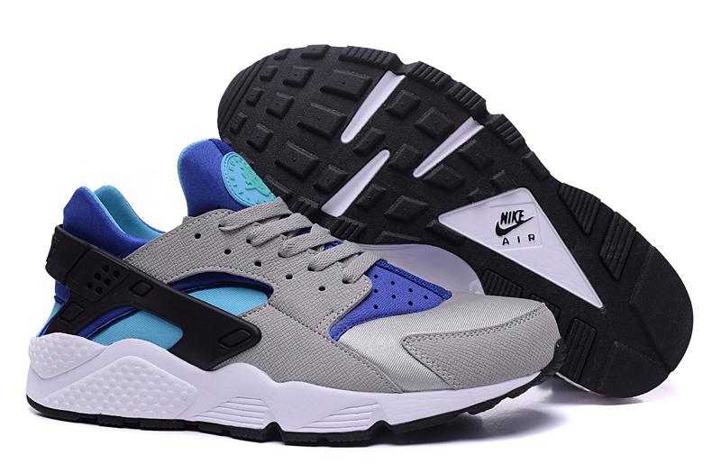 nike air huarache retro air hurarache gris et bleu homme Huarache Noir Pas Cher Huarach Chaussure Nike Urh Rouge