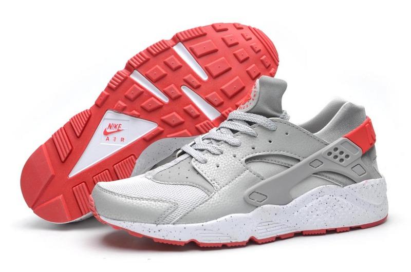 pretty nice 5ad07 73d54 air nike huarache homme air hurarache gris et rouge homme Nike Huarache  Grise Et Orange Nike