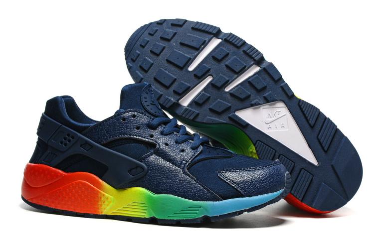 nike huarache suede air hurarache bleu et couleur homme Nike Urh Bleu Huarache Grise Et Orange Huarache Blanche Solde
