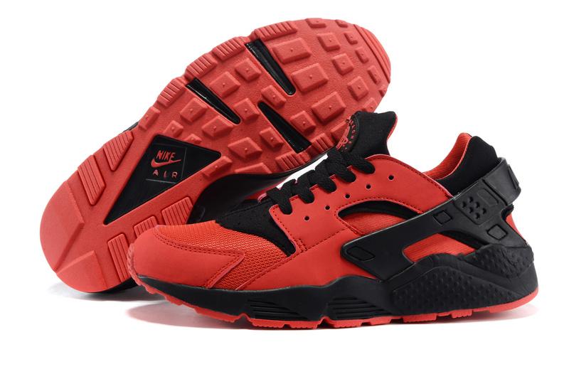 Nike Air Huarache Blanche Homme