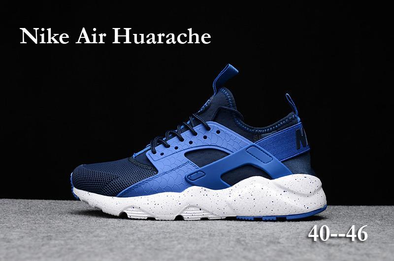 Nike Air Huarache Blanche