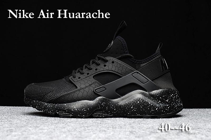 Huarache Nike Noir