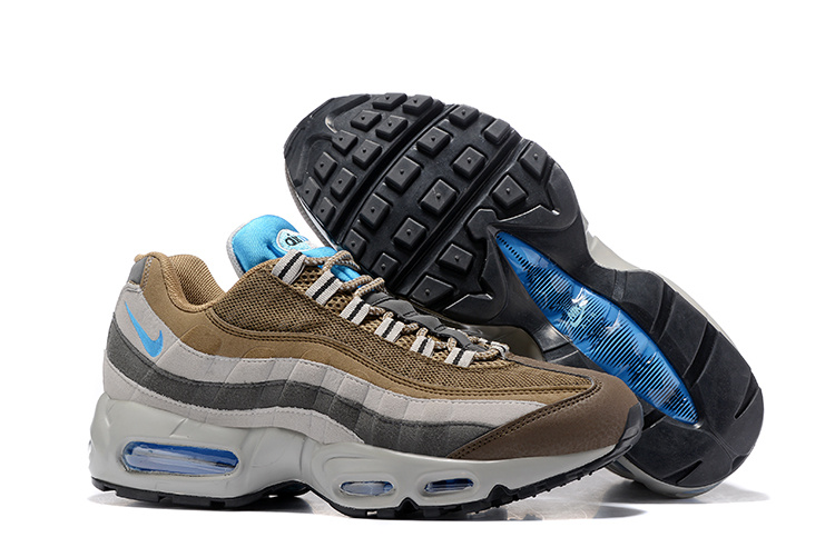 wholesale dealer 63f59 49f06 air max 95 homme nike max 95 gris et marron homme Nike Air Max 46 Air Force  95 Nike Air Max 44