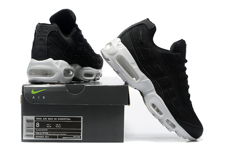 Nike 95 Gold Air Max Homme Pas Cher Nike Max 95 Noir Et