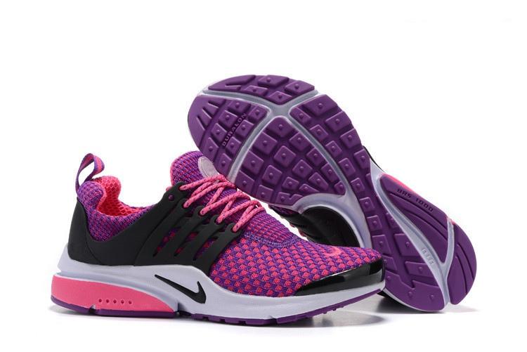 basket femme fine 2017 nike air presto fly violet et noir Nike Wmns Air Presto Nike Flyknit Ultra Nike Air Max Command