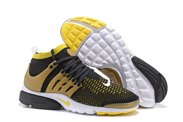 chaussure grise nouveau air presto flyknit noir et jaune Air Presto Triple White Nike Presto Full Black Nike Presto Flyknit