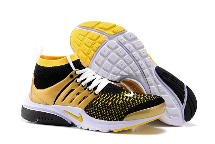 2017 nike air presto nouveau air presto flyknit jaune et noir Nike Air Max 180 Nike Air Presto Qs Safari Nike Air Presto Premium