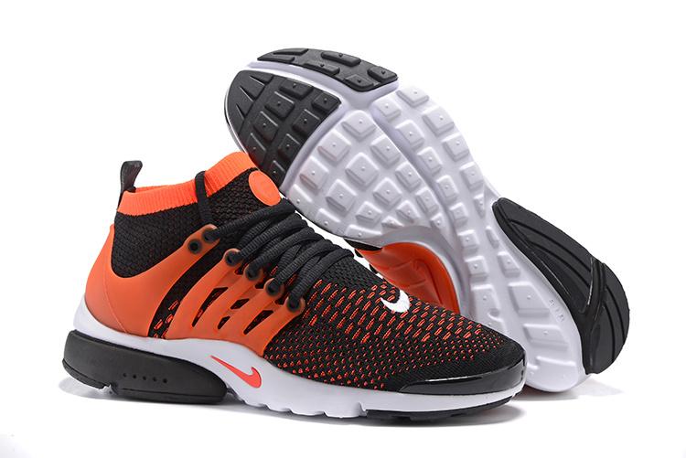 nike running rose nouveau air presto flyknit noir et orange Presto Nike Black Nike Air Presto Woven Nike Air Presto 2