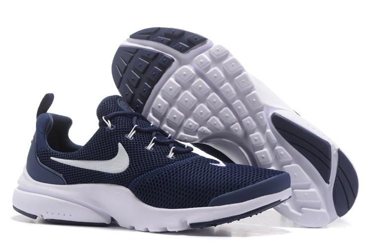 nike homme presto 2017 nouveau air presto flyknit bleu et blanche Ultra Flyknit Presto Nike Black Air Presto Triple Black