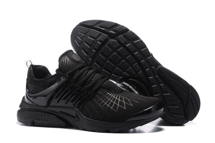 Nike Presto Flyknit Grey
