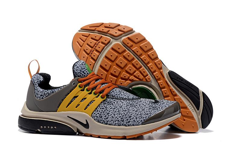 Nike Presto Orange