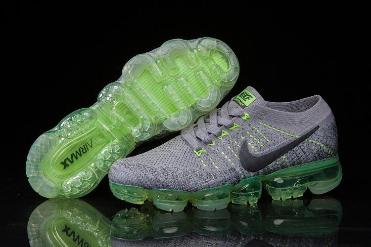 nike vapor max 2017 air vapormax nike gris et verte homme Prix Air Max 2015 Nike Vapor Nike Air Max Pas Cher