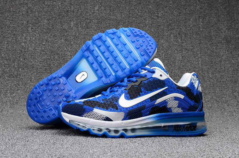 chaussure air max pas cher nike air max 2017 ultra bleu et blanche femme Nike Wmns Air Max Nike Air Max Leather Air Max All White