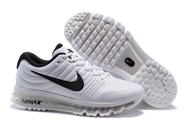 Nike Air Max Noir Blanc