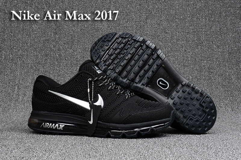Basket Nike Air Max Noir