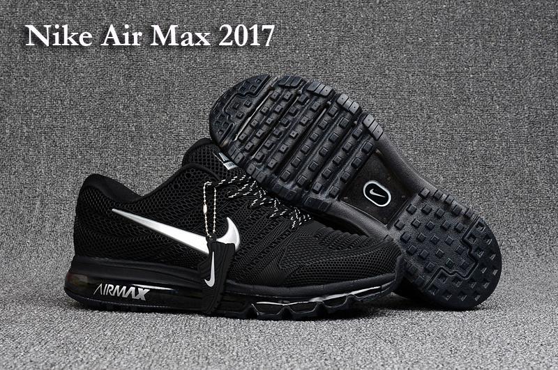Basket Nike Air Max Noir