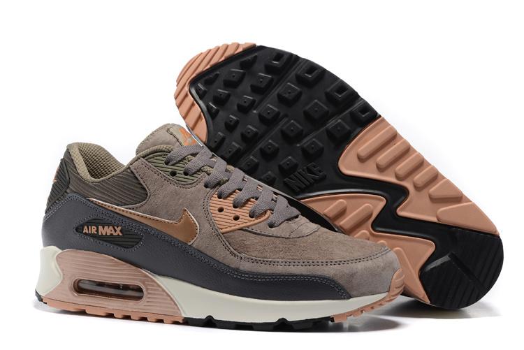 chaussure nike air max 90 2017 air max 90 marron et noir femme Basket Air Max 90 Femme Pas Cher Air Max Femme Pas Cher Site Nike Pas Cher