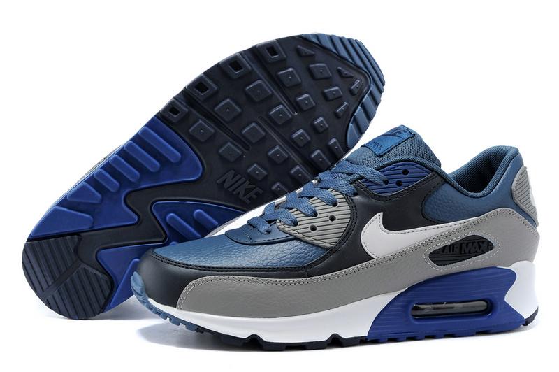 Nike Air Max 90 Bleu