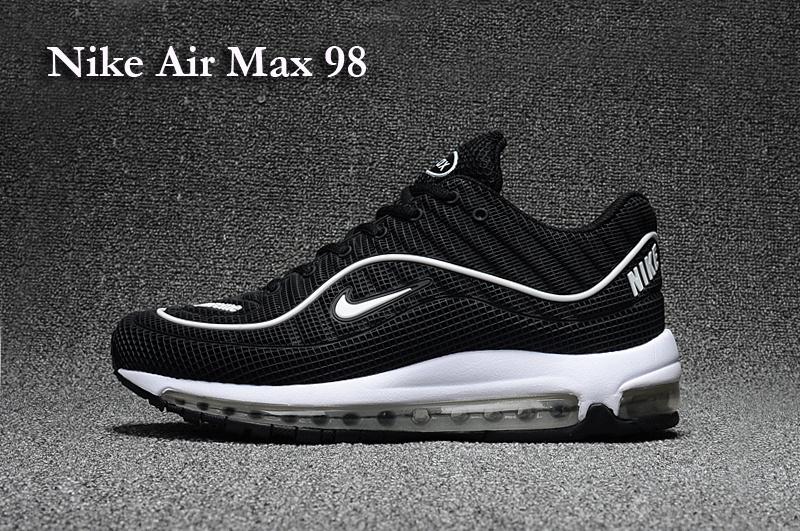 98 Air Max Air Max 98 Ultra Nike Air Max 98 Noir Et Blanche